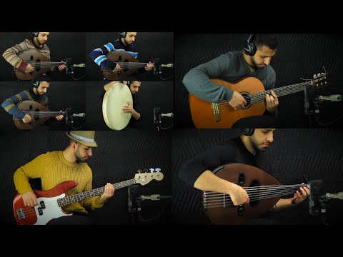 Skrillex- Scary Monsters And Nice Sprites (Oud cover) by Ahmed Ashaiba