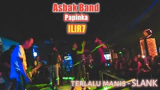 Ilir7 feat chevra papinka dan Jovan Asbak band