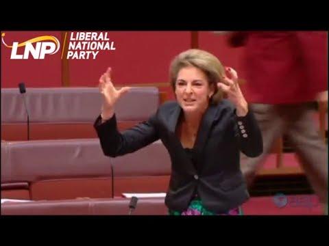WA Liberal Senator Michaelia Cash
