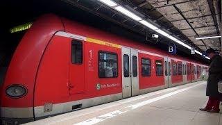 S-Bahn Rhein-Main - Frankfurt am Main Hauptwache (2014)