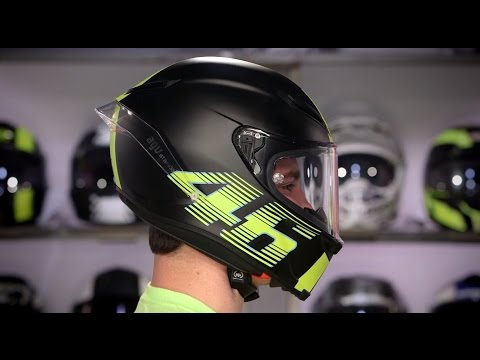 Thumbnail for AGV Corsa R Helmet Review
