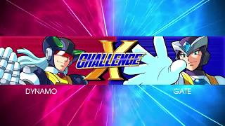 Mega Man X Legacy Collection - X Challenge: Hard Mode Final Stage Clear