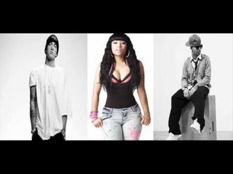 Eminem Feat Nicki Minaj, Drake - Higher In The Sky (DeeJayMarkyLee)