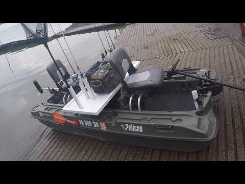Pelican Bass Raider Modification Review