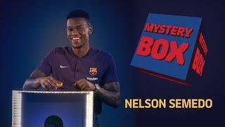 MYSTERY BOX   Nélson Semedo