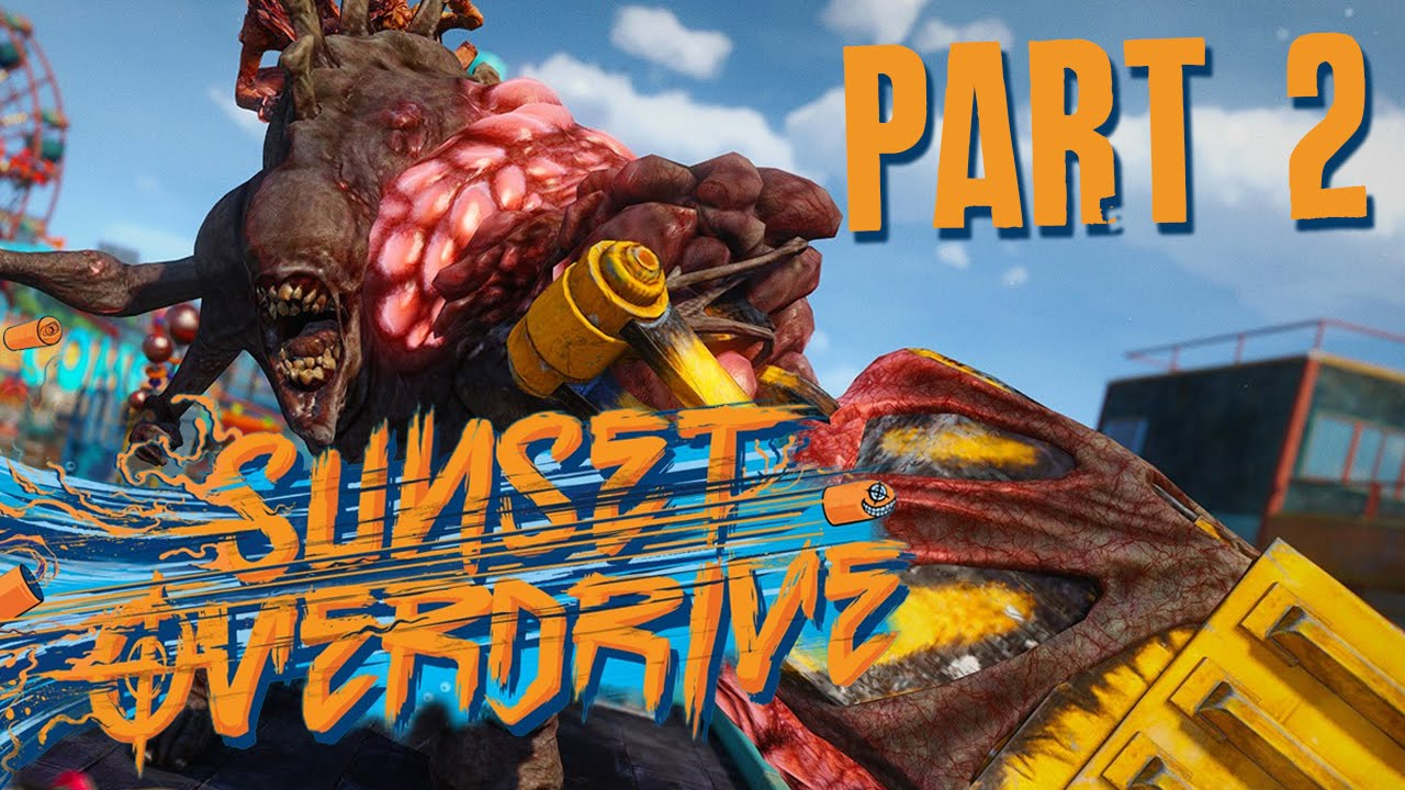 sunset overdrive walkthrough part - photo #28
