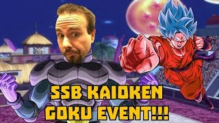 Super saiyan blue kaioken goku dokkan event: super hard 50 stamina battle: (jp) dbz dokkan battle