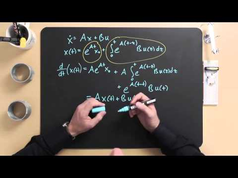 Modeling Engineered Systems - 17 The Convolution Equation