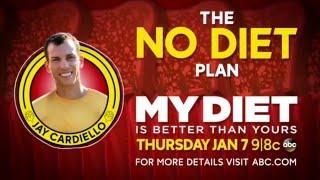 Jay Cardiello's 'No Diet Plan'