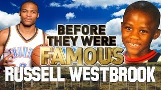 RUSSELL WESTBROOK - Before They Were Famous - Oklahoma City Thunder