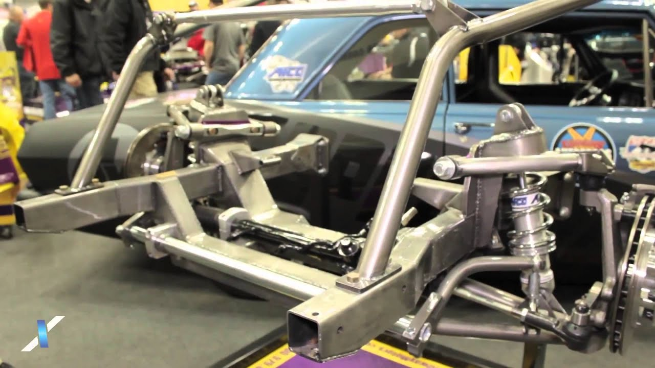 Speedway motors g comp front suspension at the 2014 pri for Speedway motors used cars