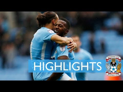Highlights | Coventry 1-0 Crewe