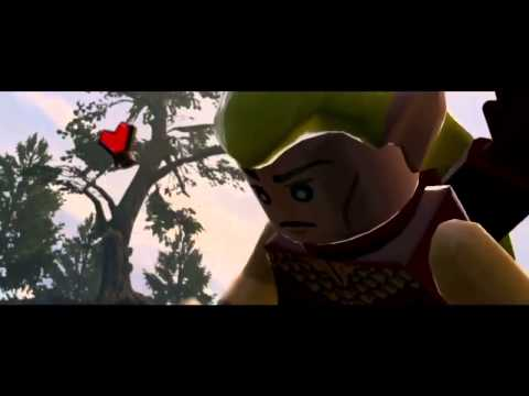 LEGO The Hobbit - Video