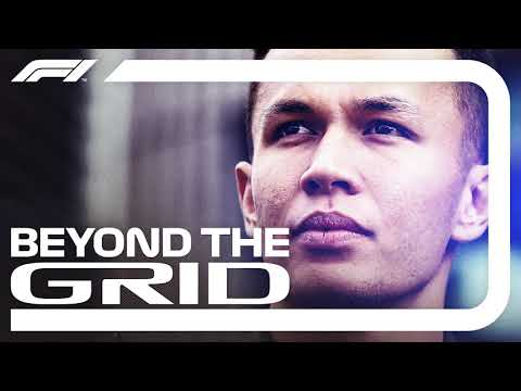 Alex Albon Interview | Beyond The Grid | Official F1 Podcast