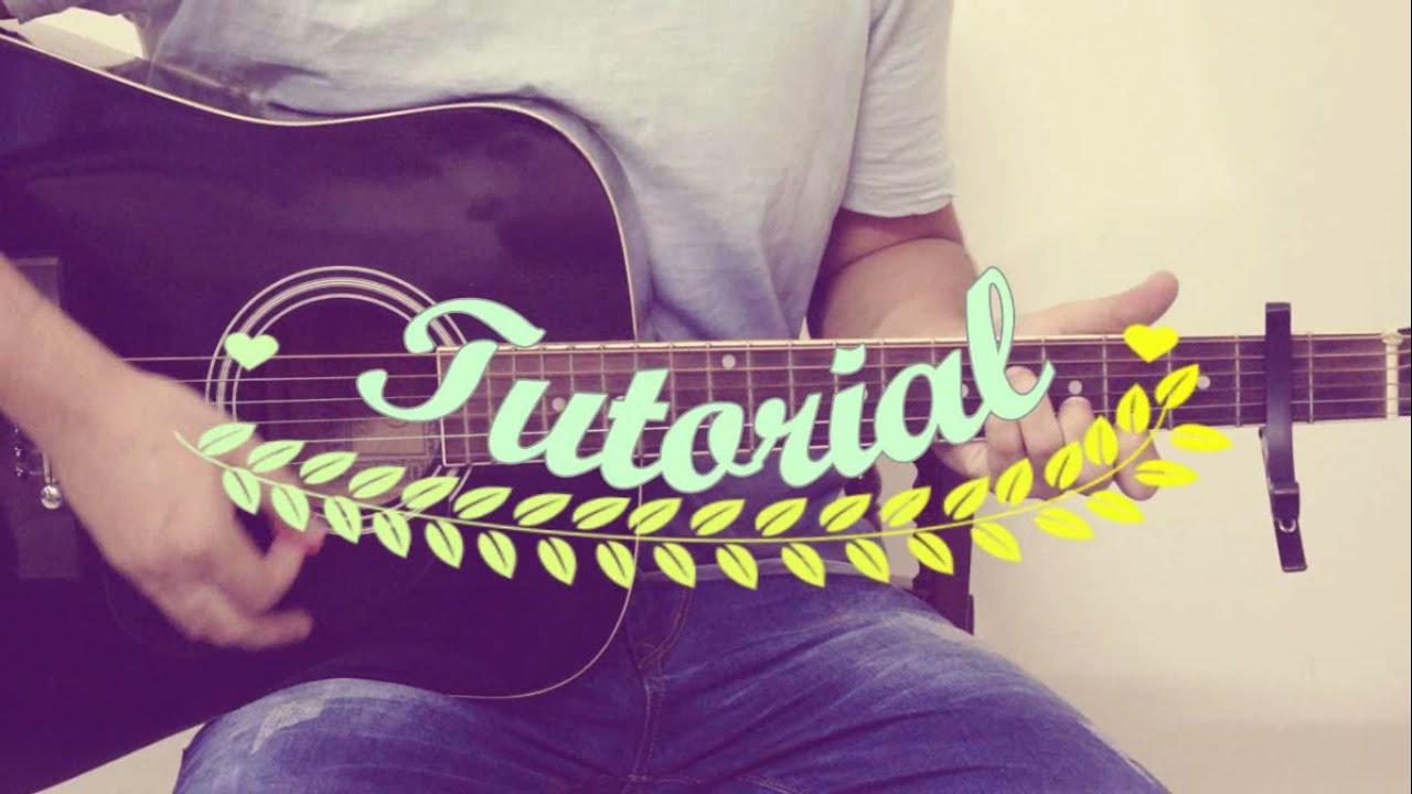 Gnash Ft Oliva Obrien I Hate U I Love U Guitar Tutorial With