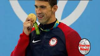Michael Phelps se puso la playera de los Diablos del Toluca!