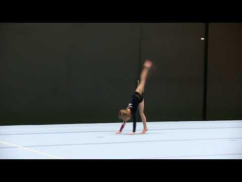 The British School of Brussels - Gymnast Performance: Michaela