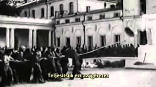 Charlie Chaplin beszéde zenésítve (HUN SUB)