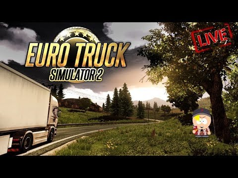 ⚔️ Euro Truck Simulator 2 - Scandinavia Double Trailers MP - Road To 2.9K Subs - PS4 Pro LIVE ⚔️