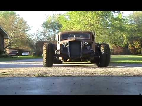 Rat Rod 4x4 Video 2 Youtube