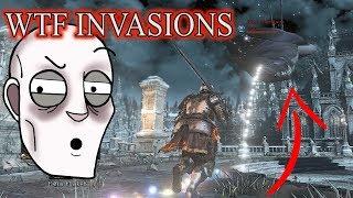 Dark Souls 3 | WTF INVASIONS 6
