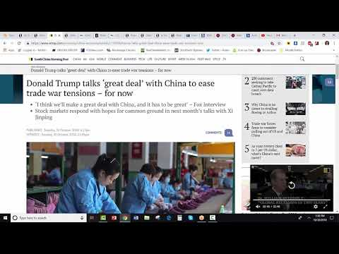 [SITREP] One Day Brazil Sniper Trade, China Yuge Deal (Or Not), FB Won't Save the Day