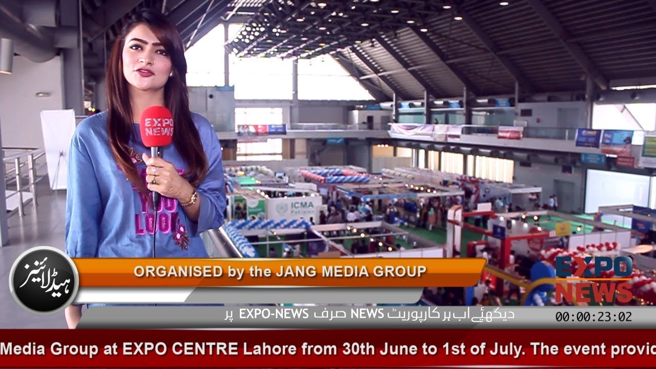 THE NEWS - JANG Education Expo 2019 by Jang Media Group at ...