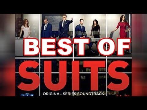 Best of SUITS (Original Television Soundtrack)