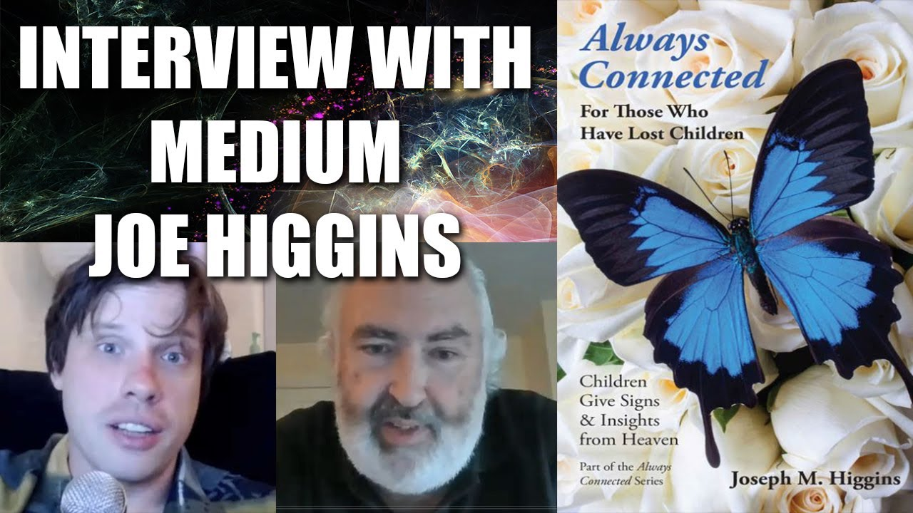 Connecting the Pieces of the Afterlife Puzzle - Joseph Higgins Interview