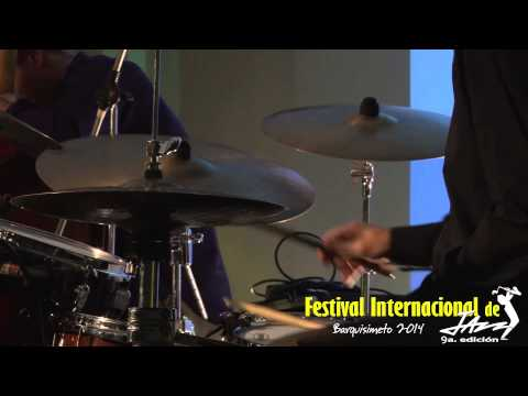 Samy Thiébault Quartet - Telluric Movements - 9° FIJAZZ Barquisimeto 2014