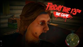 Video de JASON COBARDE!! FRIDAY 13th: THE GAME