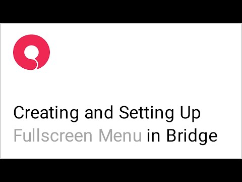 How to Create a Fullscreen Menu Using the Bridge WordPress Theme thumbnail