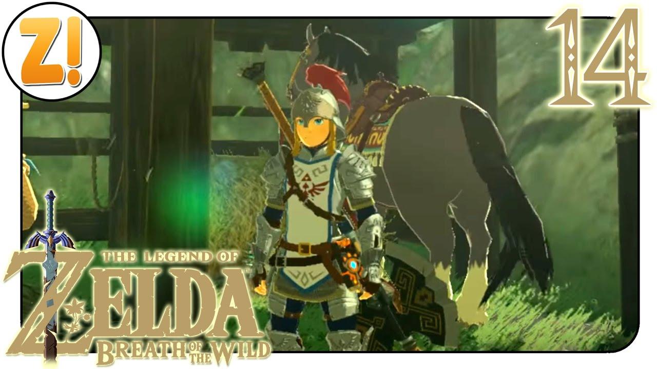 Zelda Breath Of The Wild Kleidung