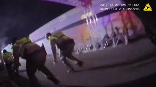 Gambar cover Las Vegas police release bodycam footage from mass shooting