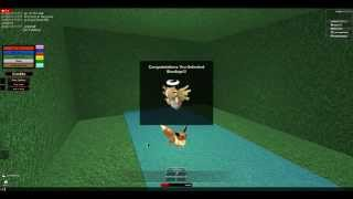 how to get a pokeball in roblox