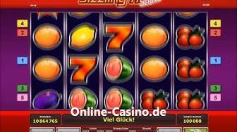 Sizzling Hot online spielen - Online-Casino.de