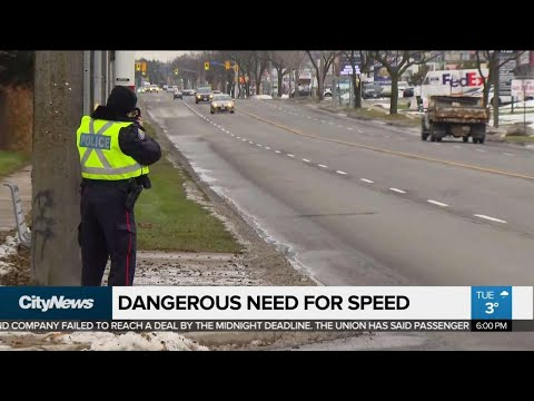 Scarborough Street A Hot Spot For Speeders