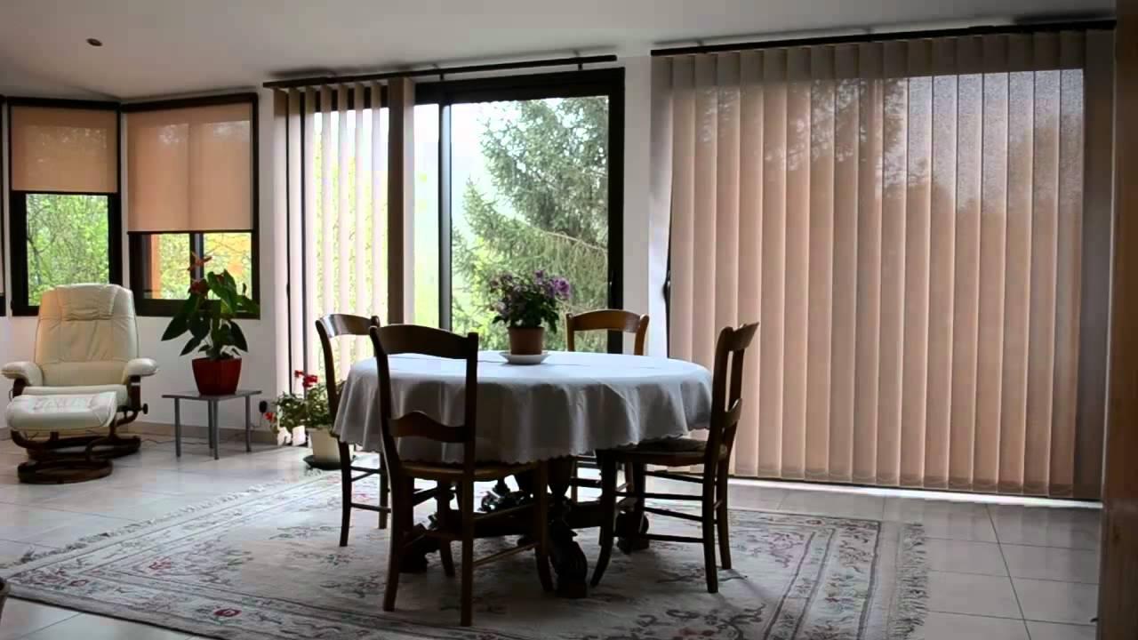 cidev stores motoris s pour salon youtube. Black Bedroom Furniture Sets. Home Design Ideas