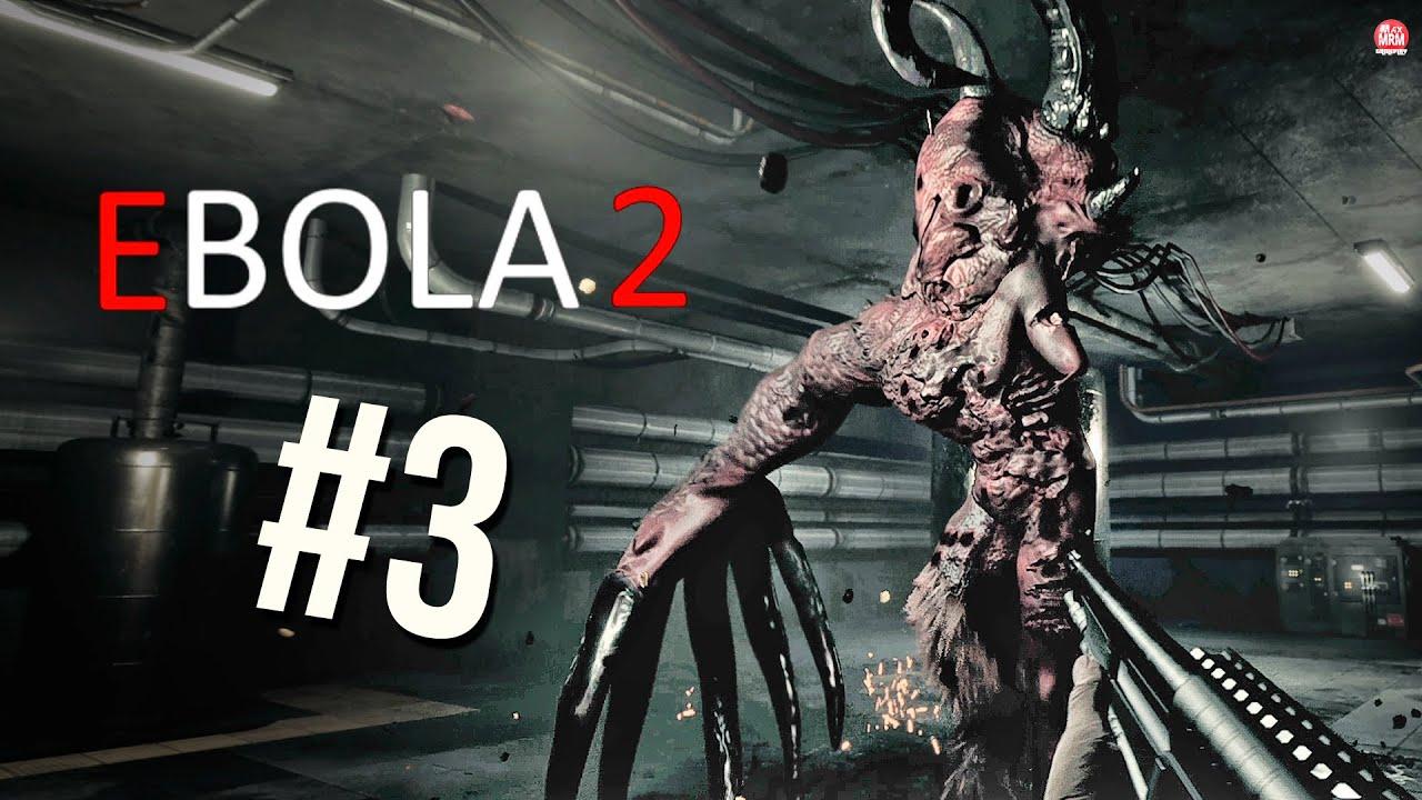 """EBOLA 2 - Parte #3 : ENFRENTANDO O """"TYRANT"""" DO JOGO QUE LEMBRA RESIDENT EVIL   Gameplay em PT-BR"""