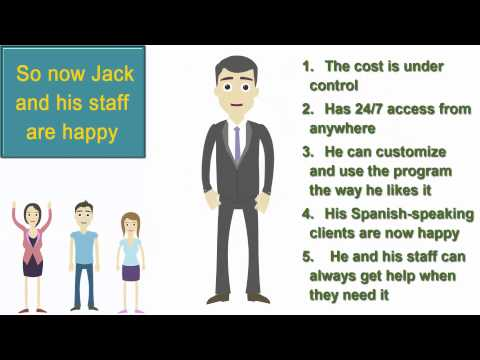 Attorney's Back Office - a bilingual law practice management software