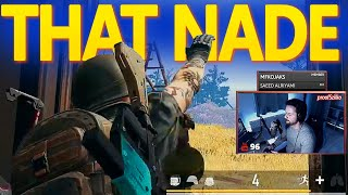 Mother of all Nades - PUBG PS4 Solo Livestream - PlayerUnknown's Battlegrounds Console