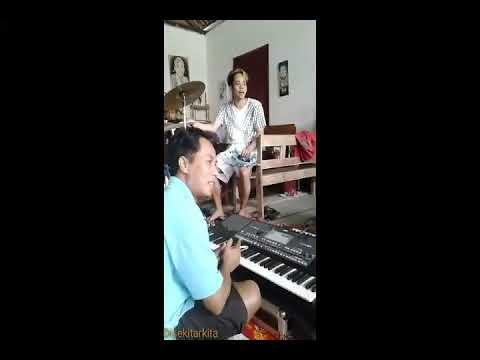 Cak Percil latihan guyon maton ecek-ecek & Kendang Banyuwangi