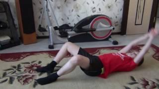 Упражнения для похудения детям