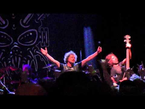 Voivod - Mechanical Mind at Ziggy's 1/30/2015