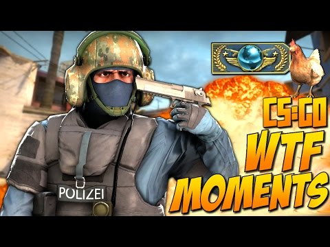 CS:GO - WTF Moments