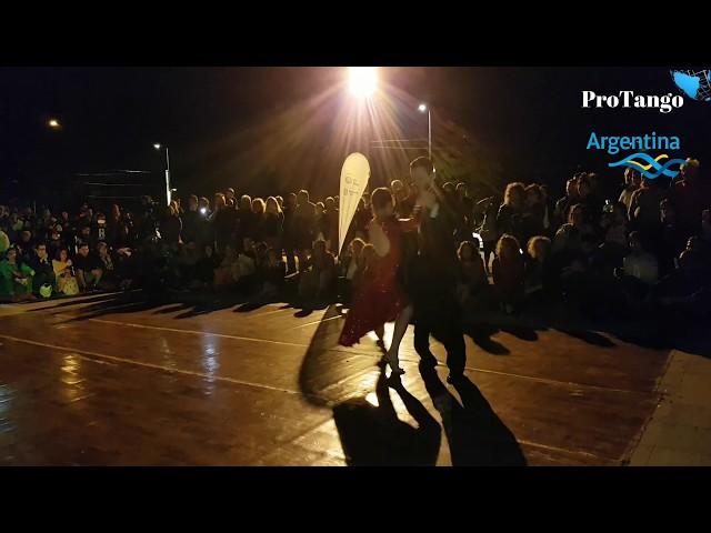 Campeones tango Baile escenario, Campeonato de la costa, intermilonga, Uruguay,  Macedo, Bachmann