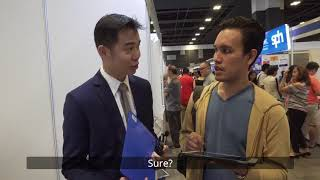 Strangers from the street - Episode 4, STJobs Fair 2018 March