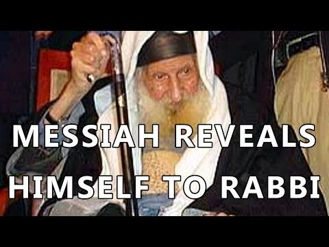 INCREDIBLE END TIME PROPHECY FROM JEWISH RABBI !! YOU ABSOLUTELY HAVE TO SEE THIS NOW !!