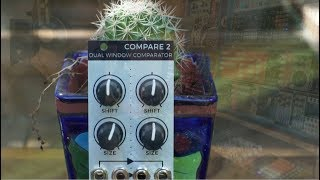 Module Overview #2 : Joranalogue´s COMPARE 2