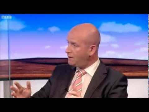 UKIP Paul Nuttall MEP on BBC Daily politcs July 2012 - The Tories are lying again on the EU